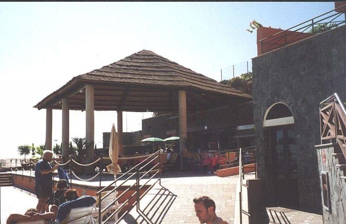 Melia Jardine del Teide / Poolbar Melia Jardines del Teide