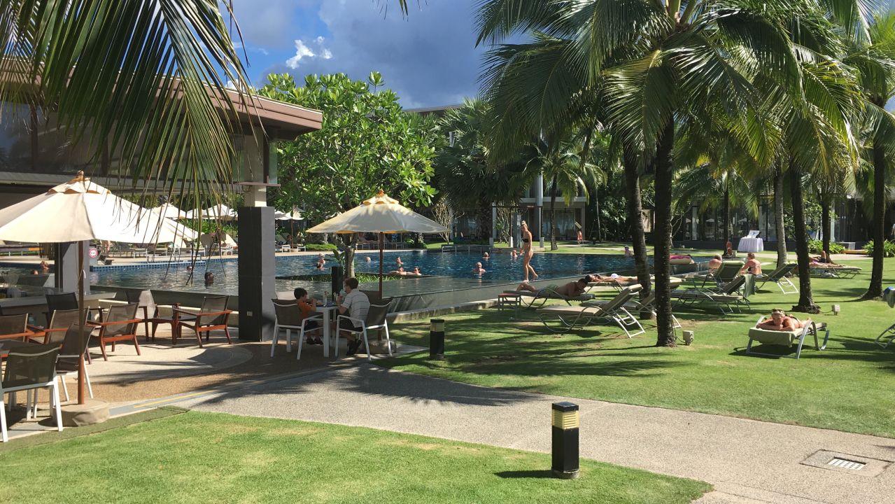 Quot Pool Quot Hotel The Sands Khao Lak By Katathani Nang Thong