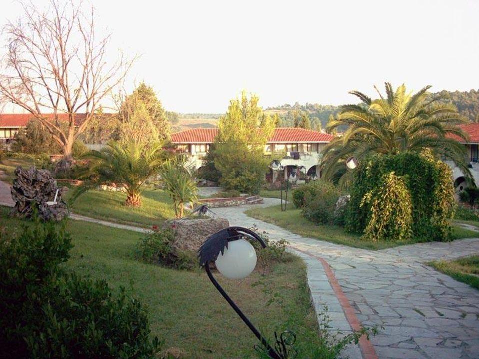 Hotelanlage Hotel Macedonian Sun