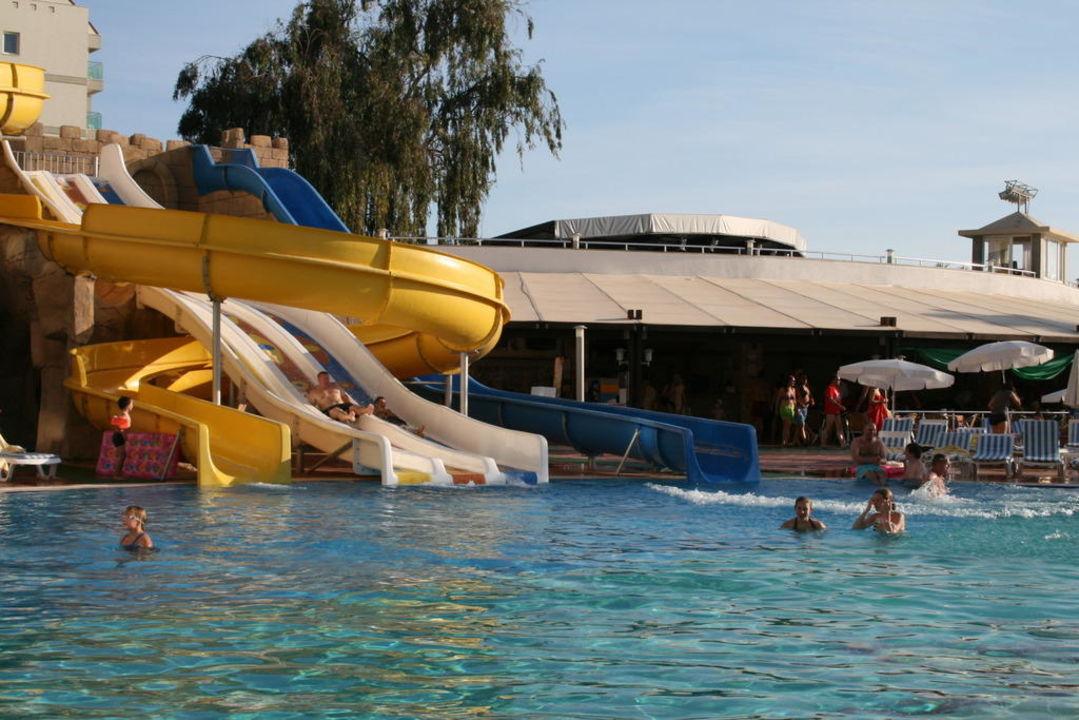 Ohne Rutschen langweilig Kirman Leodikya Resort