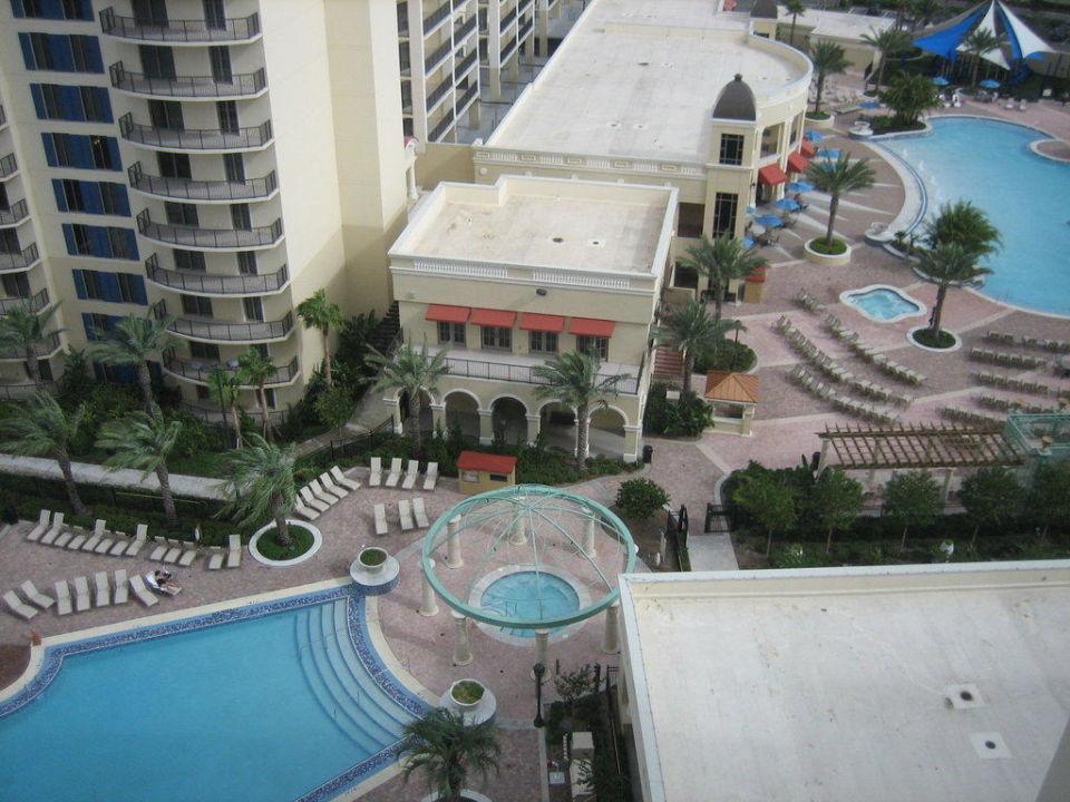 Aussicht Hotel Parc Soleil by Hilton Grand Vacations Club