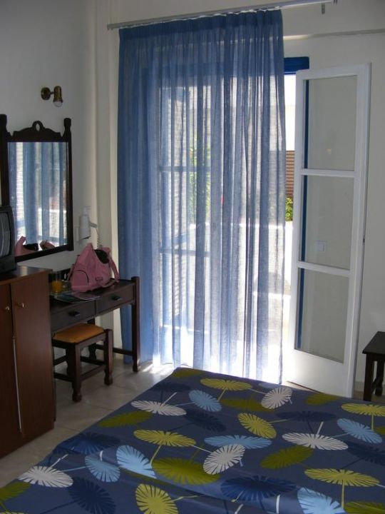 Quot Zimmer Quot Hotel Alianthos Beach Plakias Holidaycheck