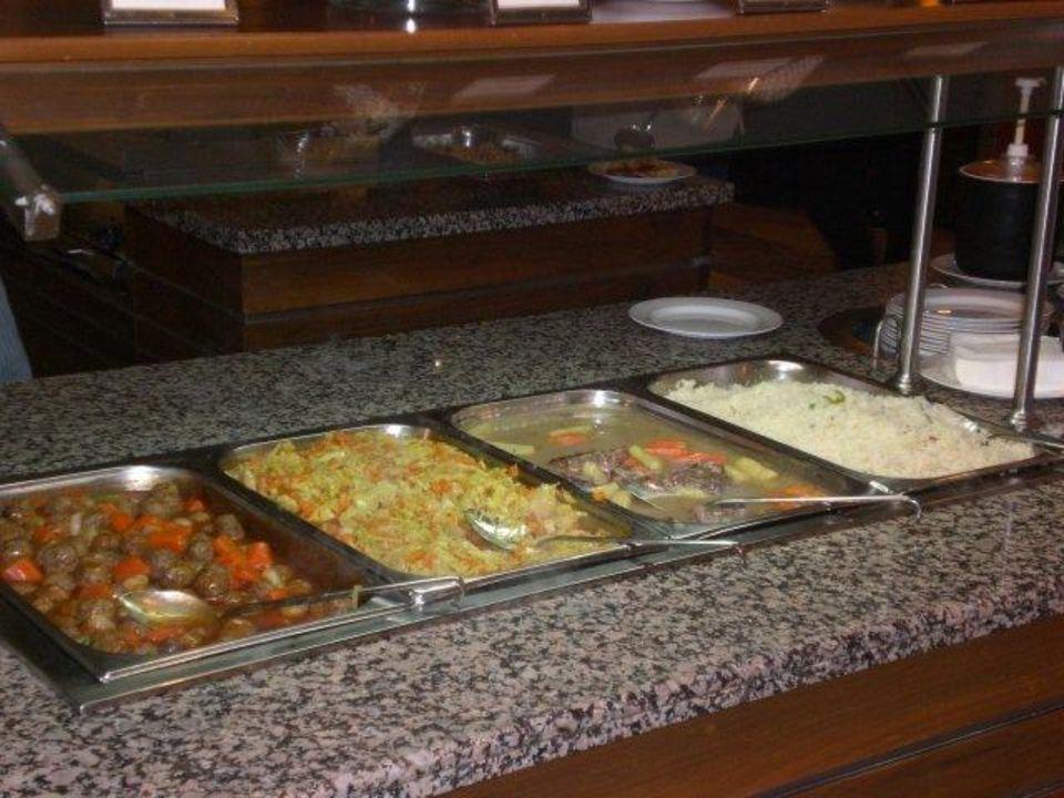 Warme Speisen Arcanus Side Resort