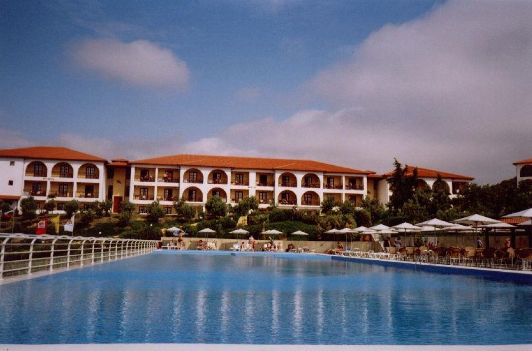 Der Pool Akrathos Beach Hotel