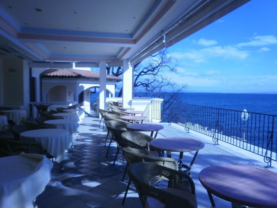 Traumhafte Terrasse Am Meer