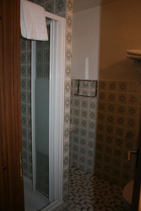 Bad/WC Waldhotel Am Fichtelsee