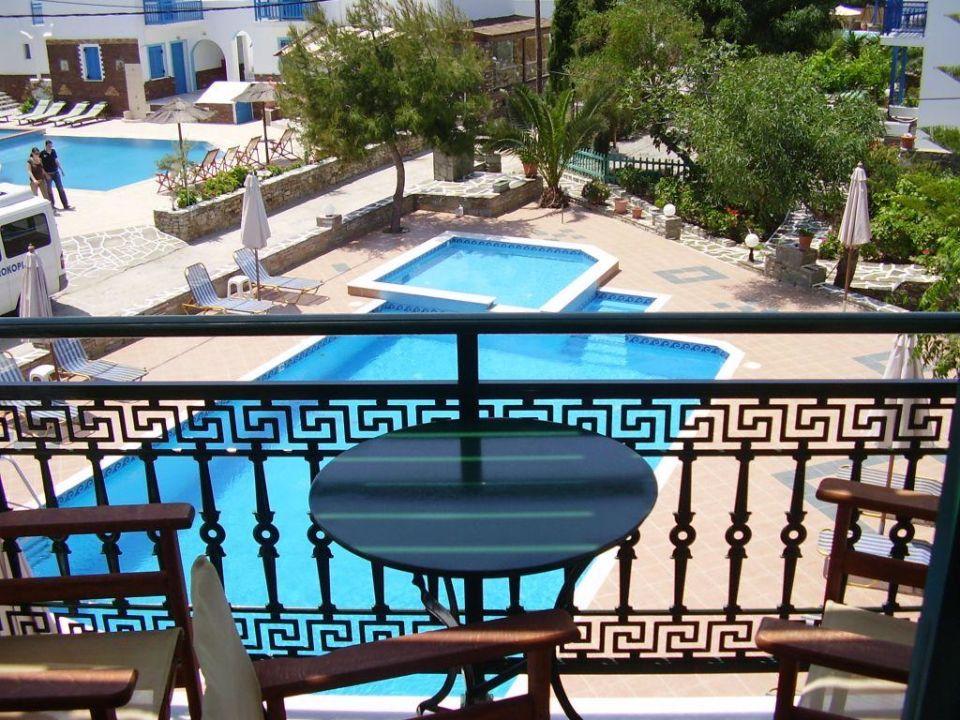 Ioanna Studios & Apartments, Agios Prokopios Ioanna Apartments