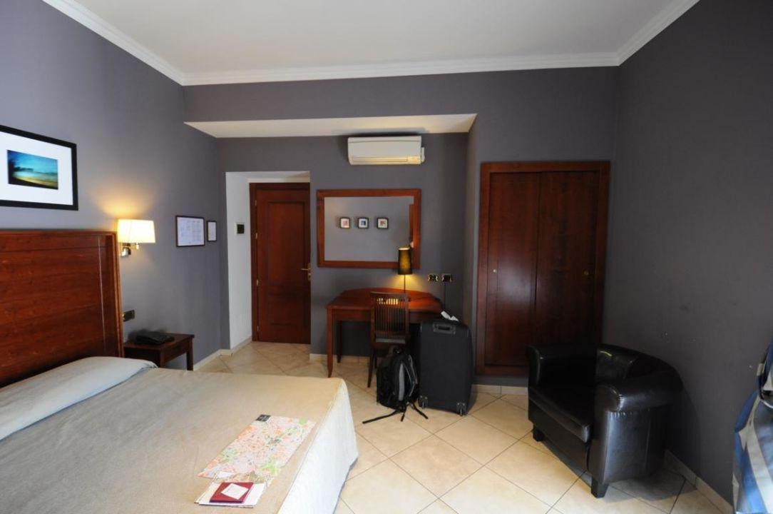 Unser Zimmer Hotel Taormina