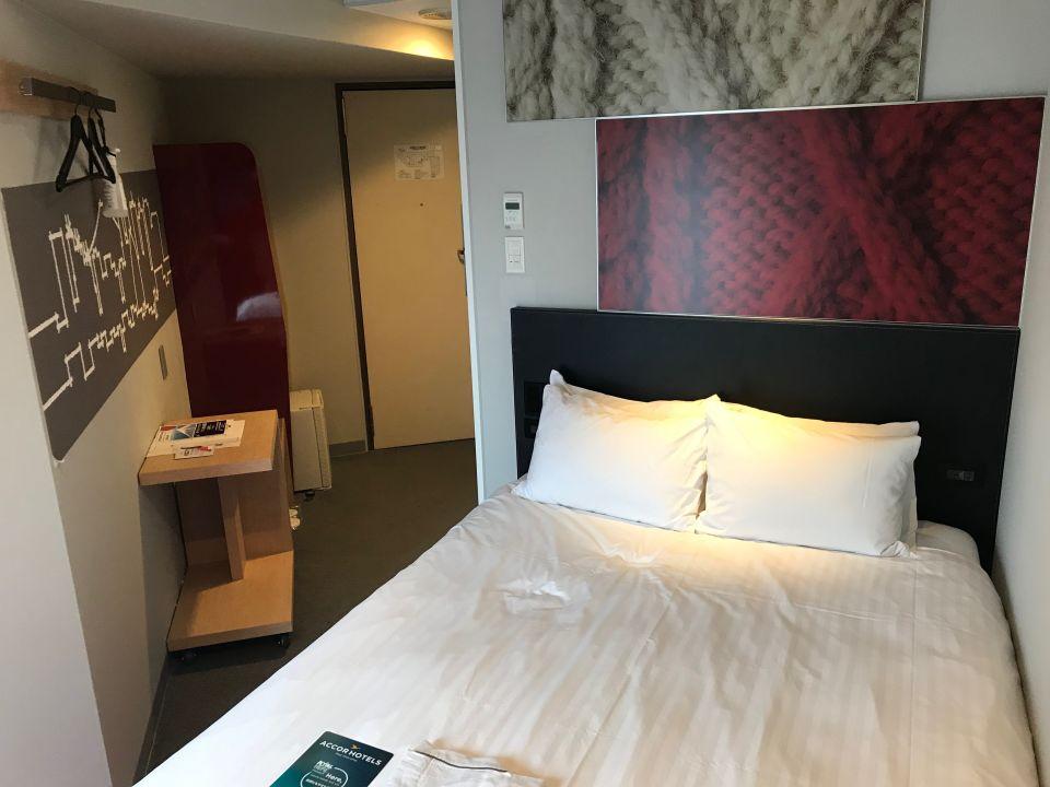 Zimmer ibis Hotel Tokyo Shinjuku