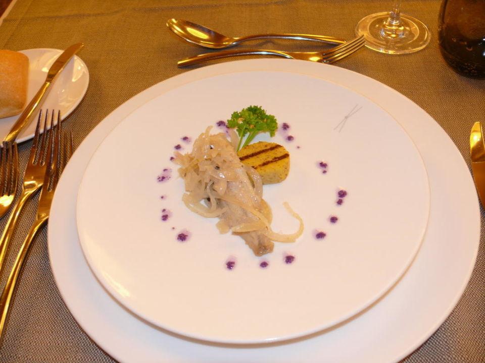 """Gruß aus der Küche"" Hotel Kristal Palace - TonelliHotels in Riva del Garda • HolidayCheck ..."