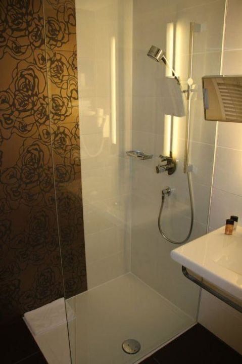 Badezimmer Hotel Imlauer