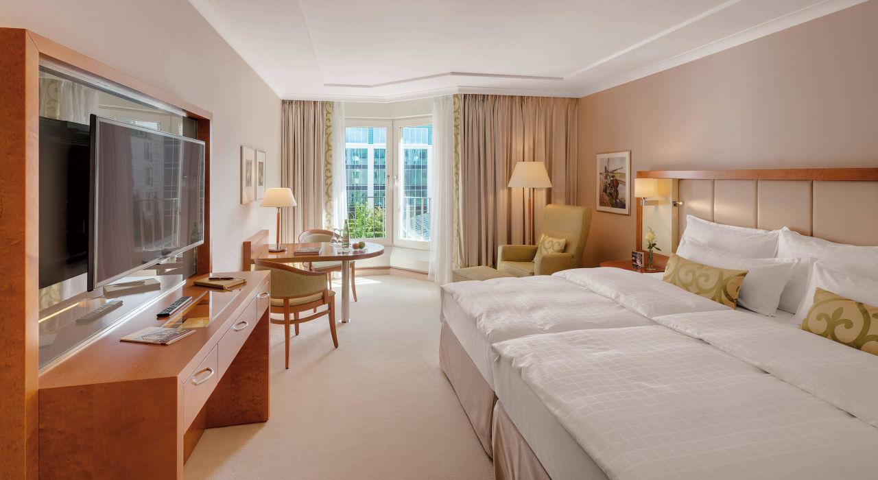 Gartenhof Room Grand Elysée Hamburg