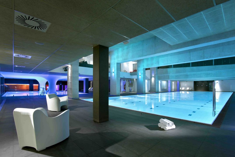 SPA - Swimmingpool Castro Exclusive Residences Sagrada Familia