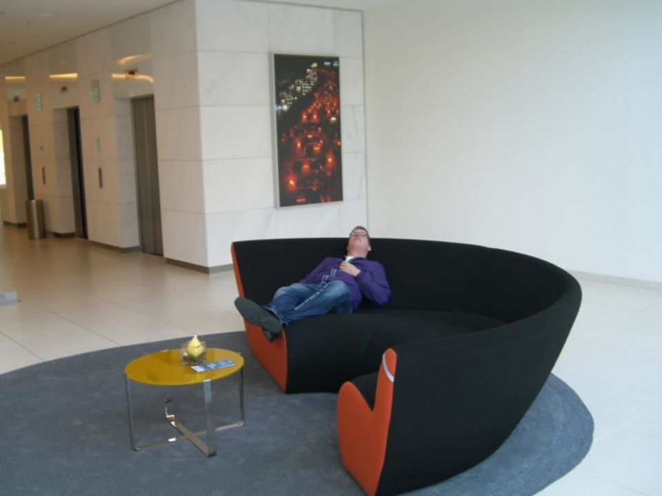 Tolle Couch Vienna House Andel's Berlin