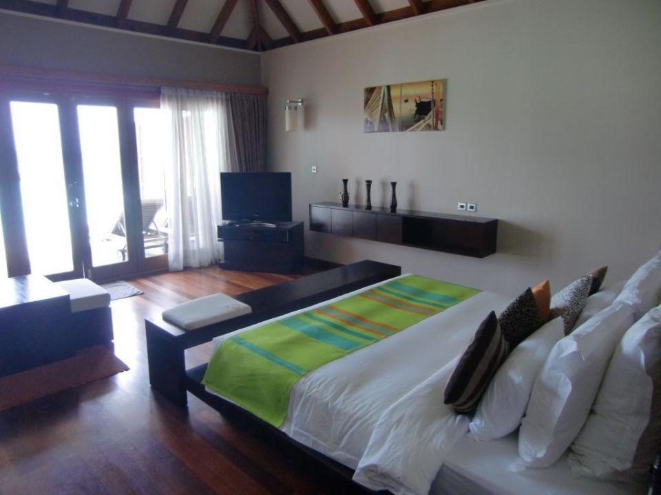 Unsere Villa Veligandu Island Resort & Spa
