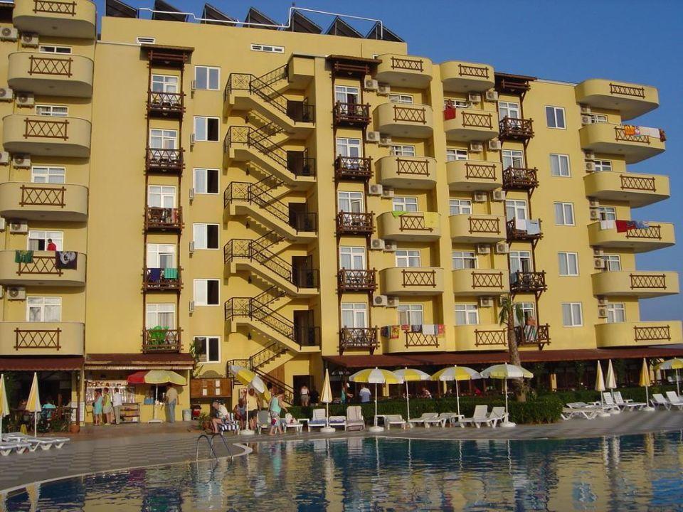 Hotel vom Pool Hotel Titan Garden