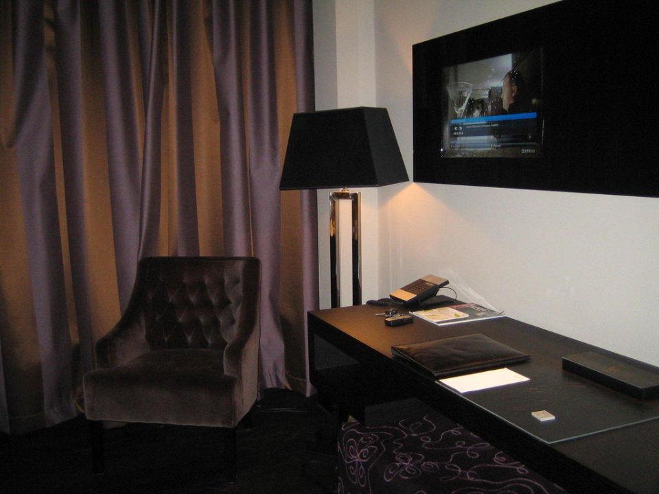 Standardzimmer Hotel Roomers