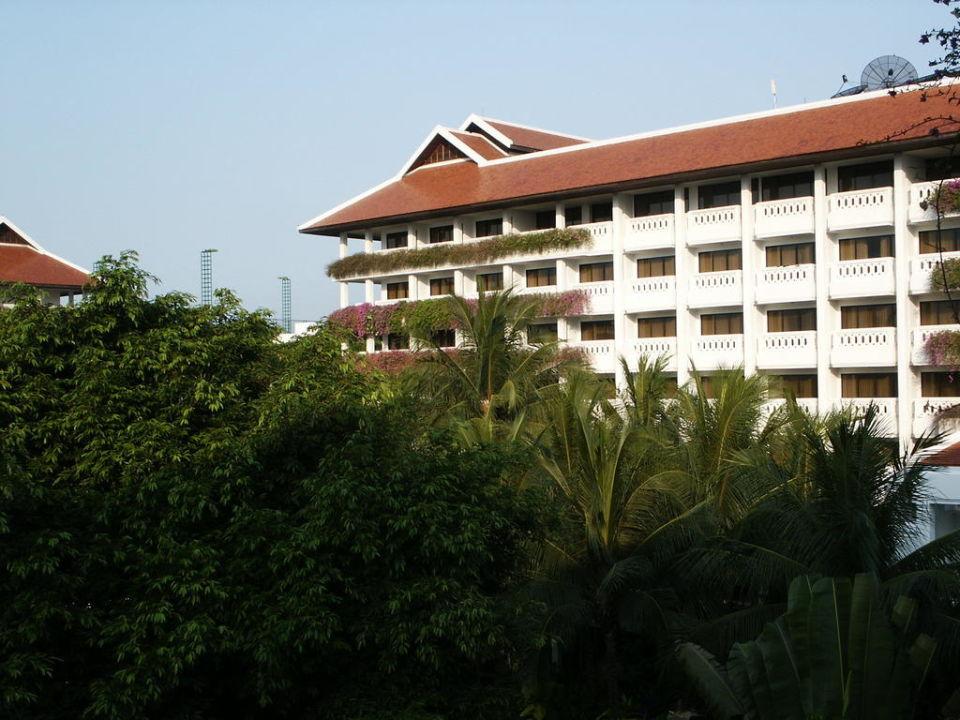 Außen Anantara Riverside Bangkok Resort