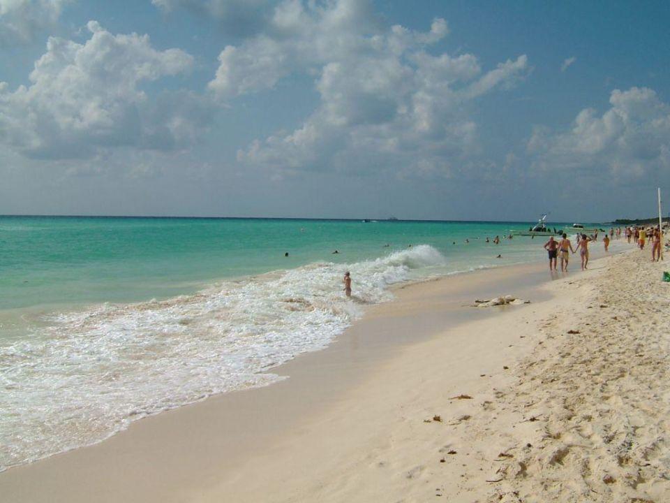 Strand Playacar Hotel Riu Yucatan
