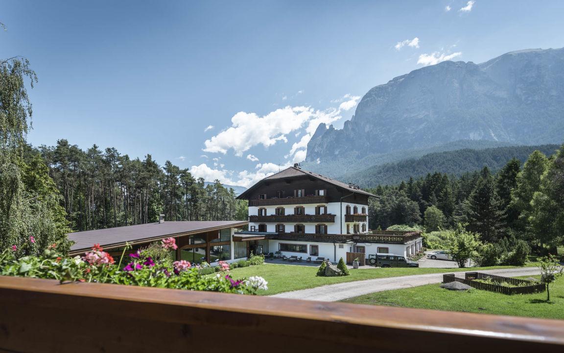 Außenansicht Hotel Waldsee