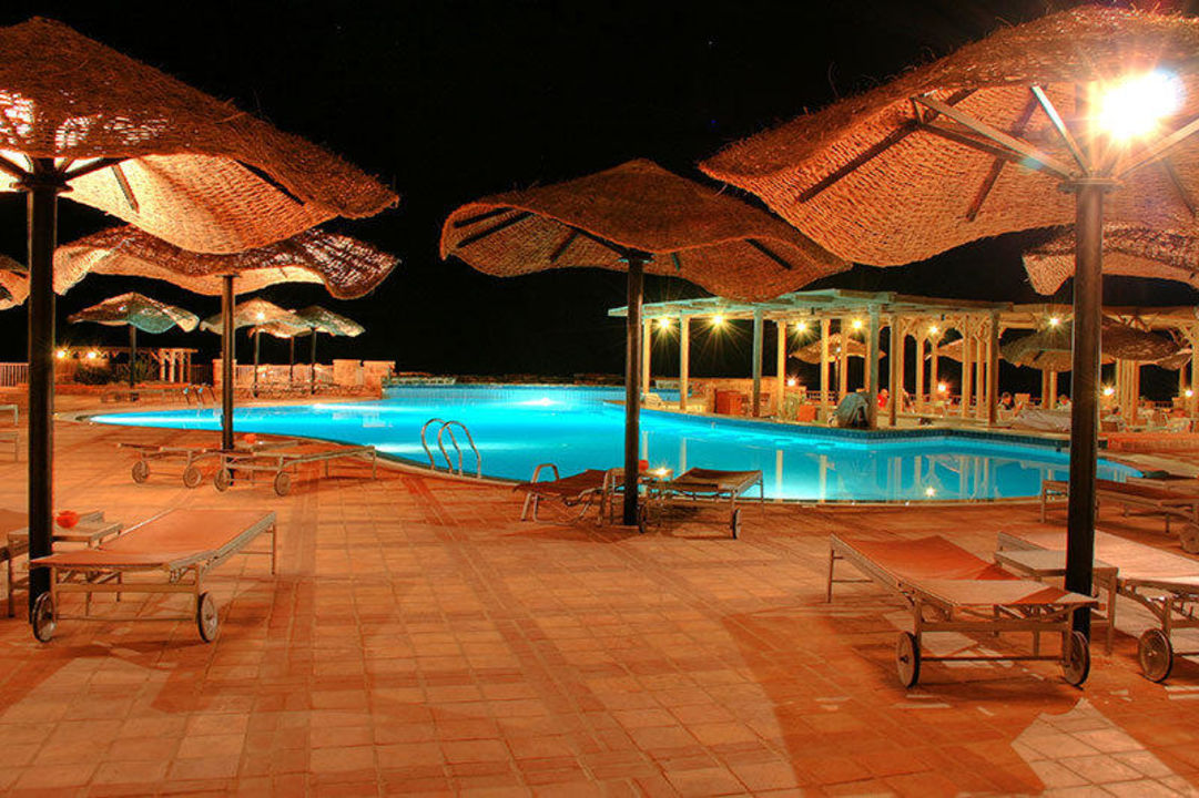 Der obere Pool Radisson Blu Resort, El Quseir