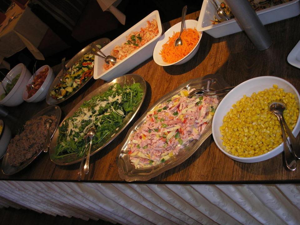 Salatbuffet Hotel Sport Aktiv
