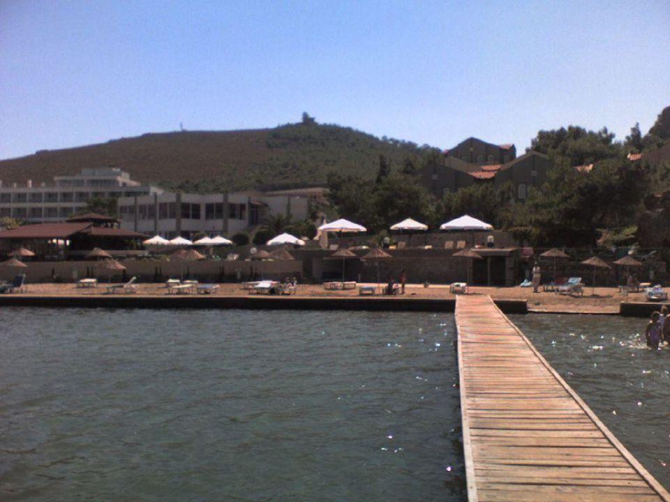 das Hotel Hotel Ayvalik Beach