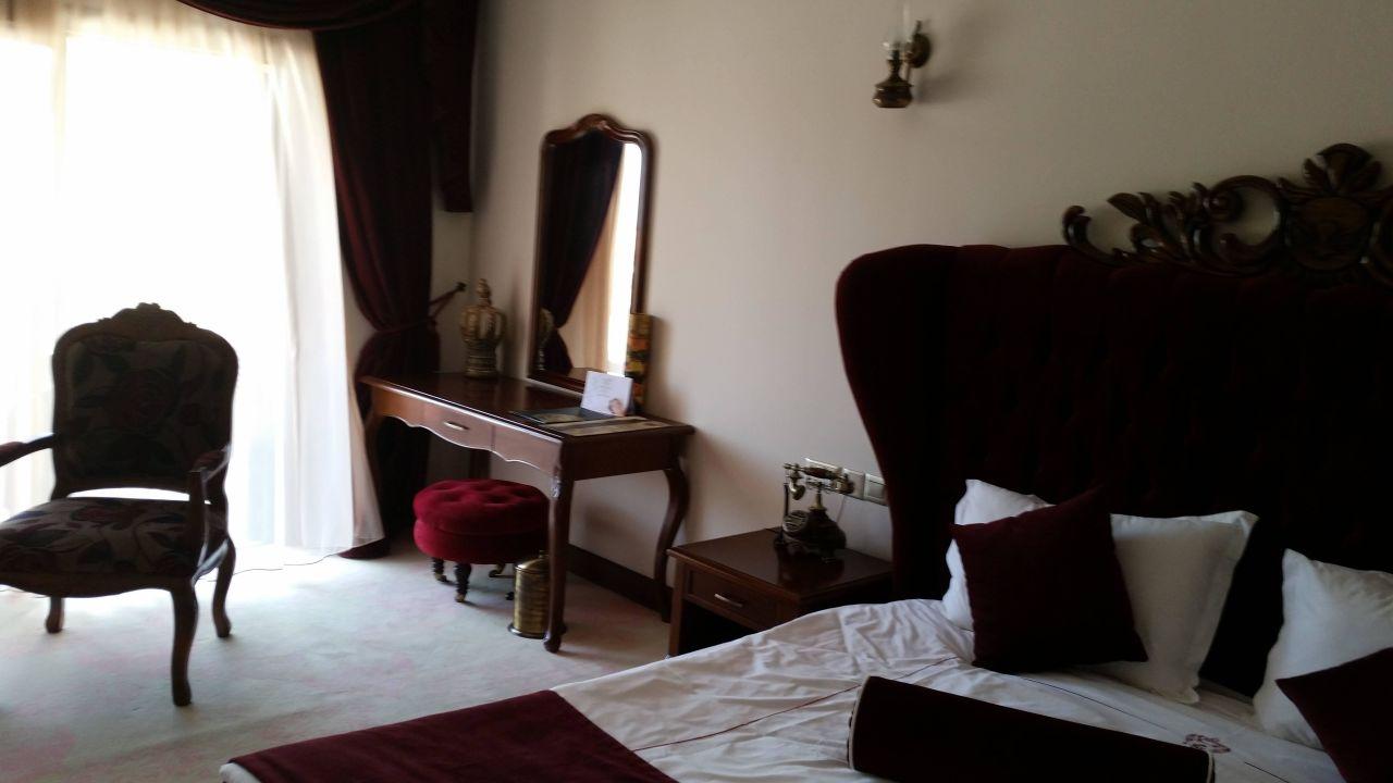 Doppelzimmer hotel Hotel Chateau Lambousa