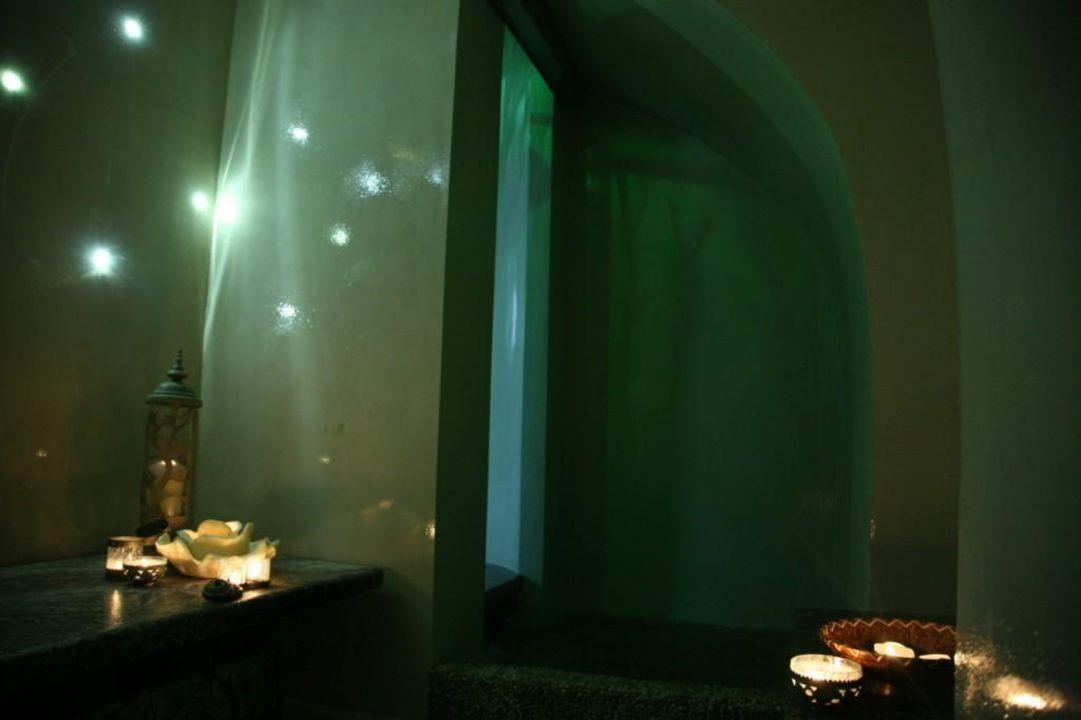 Bagno Turco Hotel Terranobile Metaresort