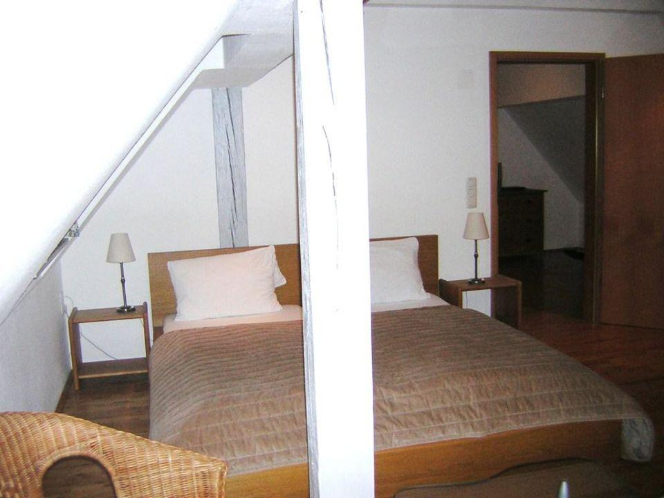 Zimmer Unter Dem Dach Pension Fuchsmuhle Rothenburg Ob Der Tauber
