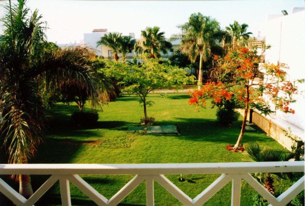Garten The Grand Hotel Hurghada