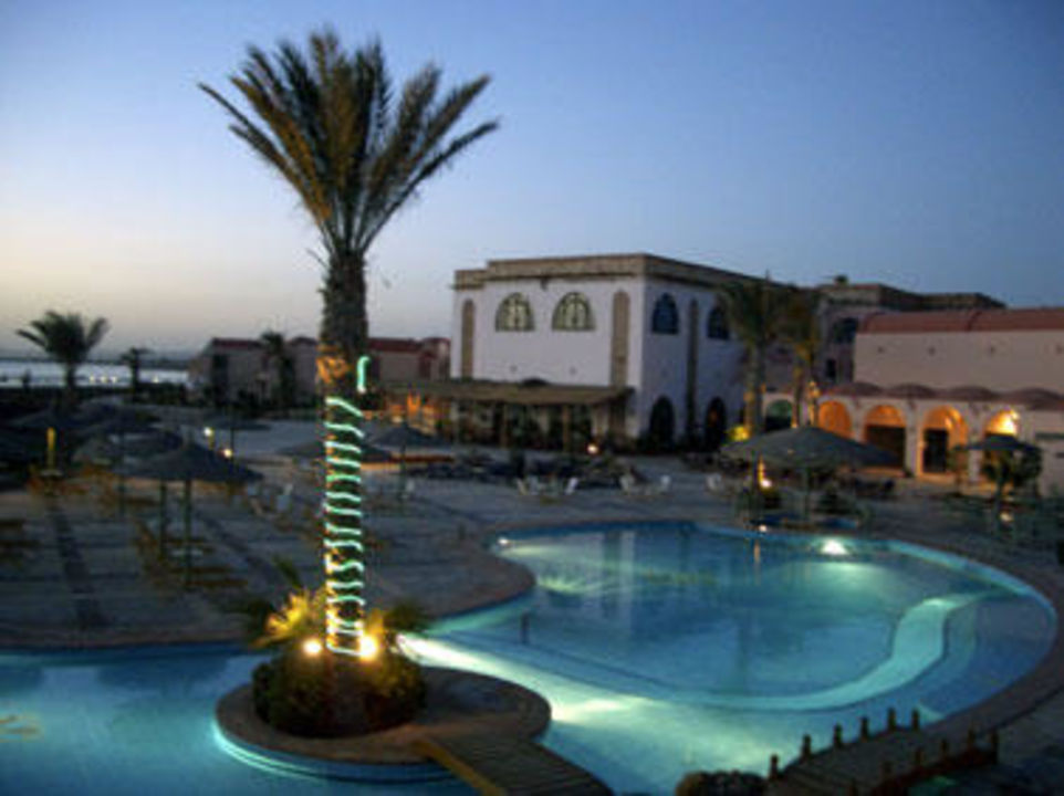 Poolbereich Shams Alam Beach Resort
