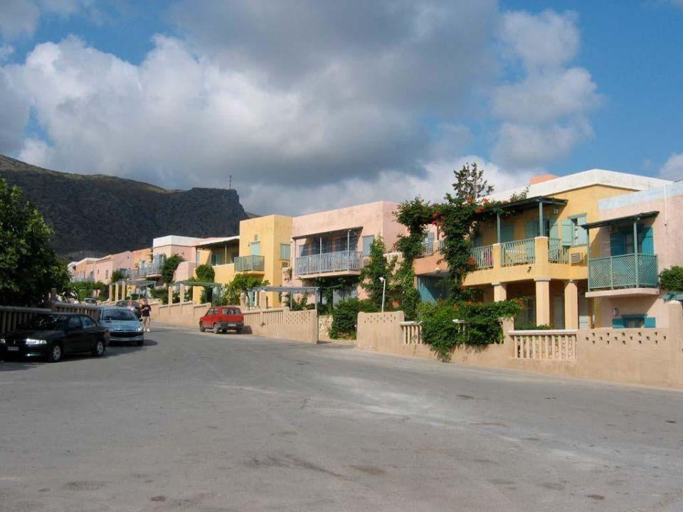 Hotelbauten Silva Beach Hotel