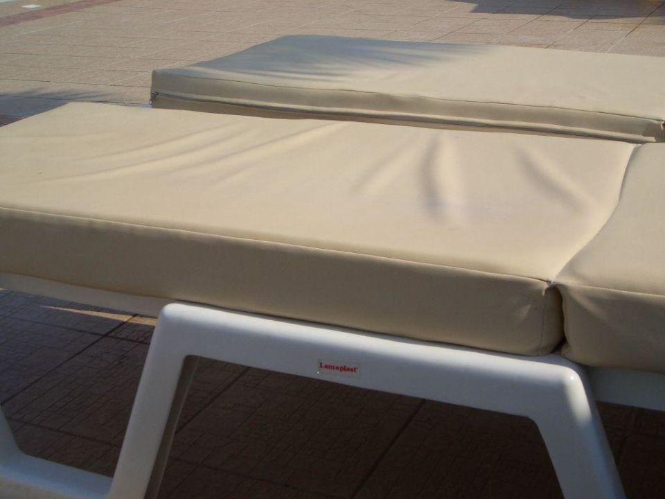 10 Cm Dicke Auflagen Der Liegen Am Pool Dit Majestic Beach Resort