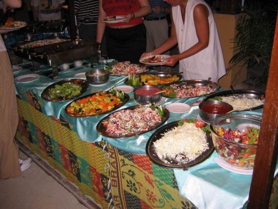 Abend Buffet Summer Island Summer Island Maldives