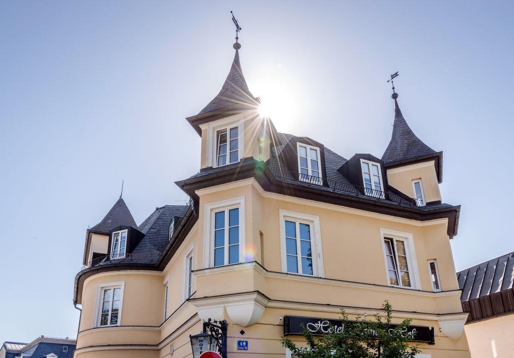 Außenansicht Laimer Hof Schloß Nymphenburg