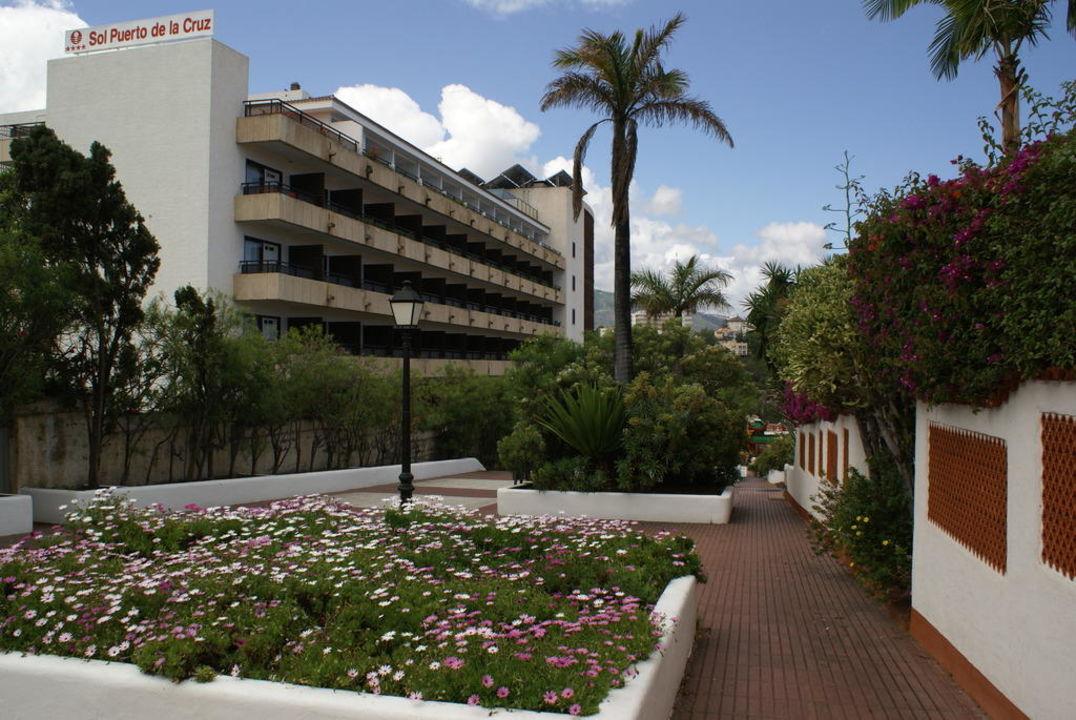 Sol puerto de la cruz hotel puerto de la cruz puerto de - Hotel sol puerto de la cruz ...
