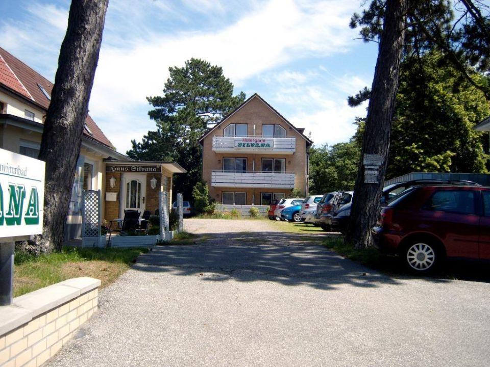 """""""Das zweite Haus vom Hotel Garni Silvana """" Hotel Silvana"""