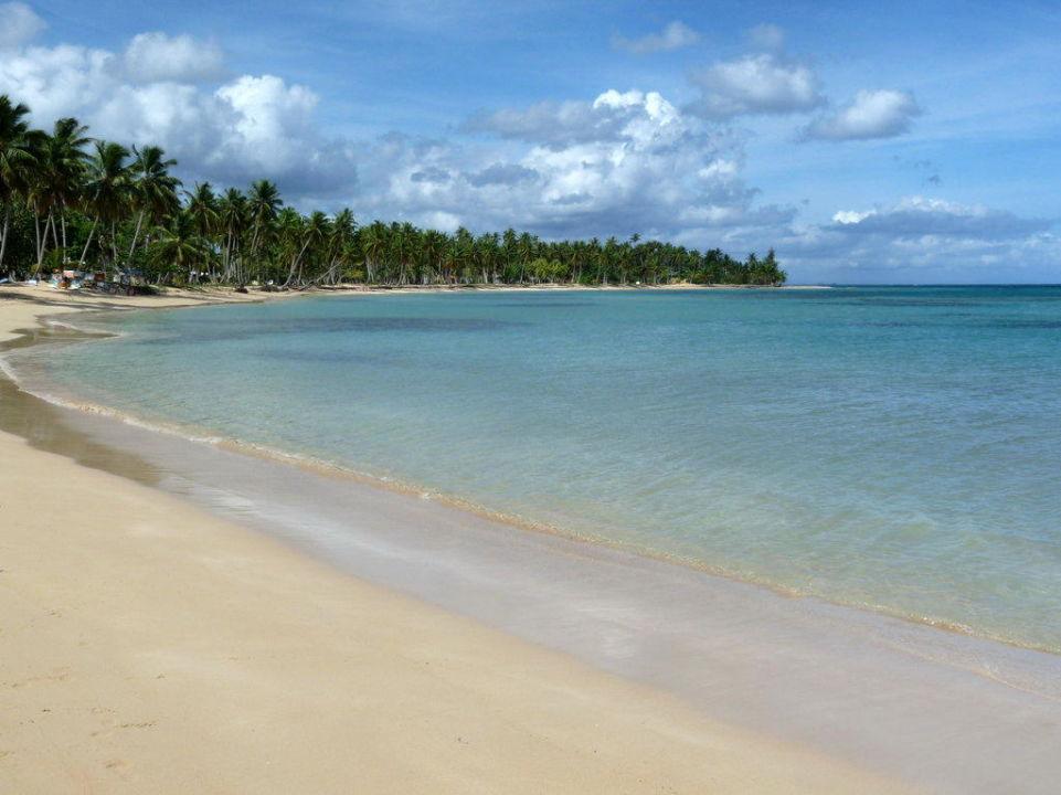 Blick von der Beachbar Grand Bahia Principe El Portillo