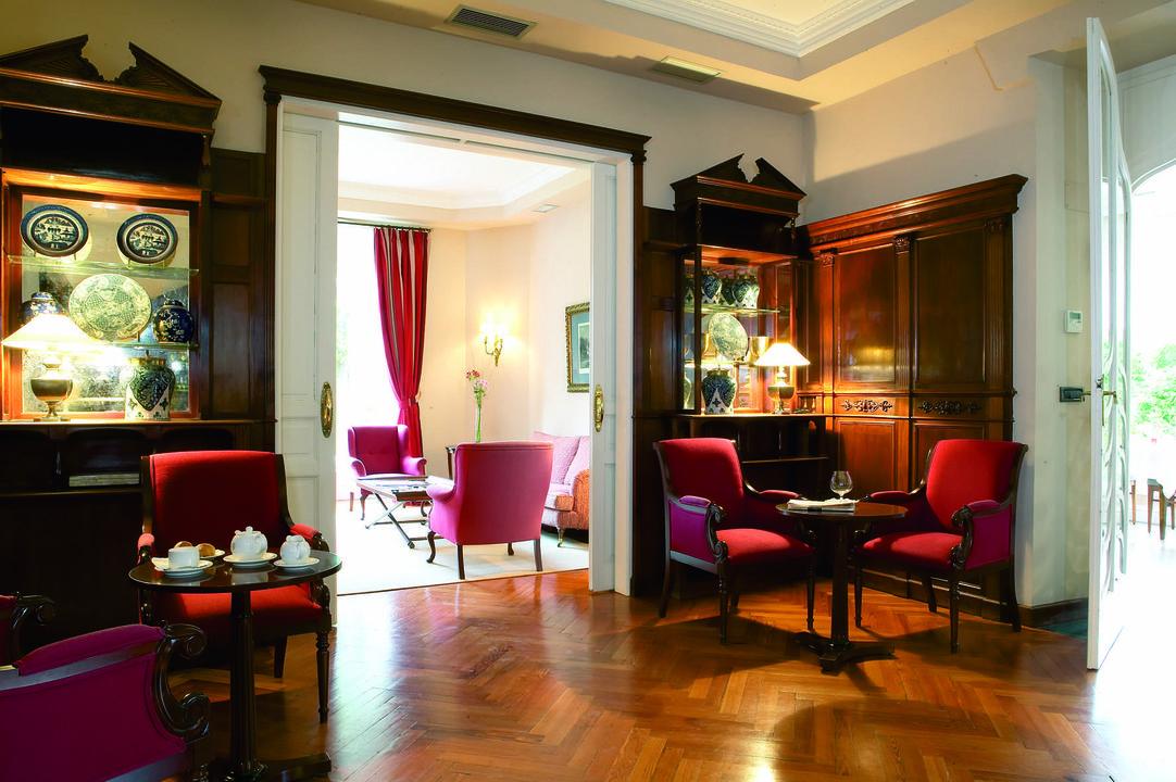 Salón Rusticae Villa Soro