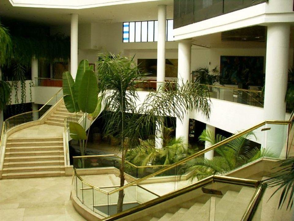 Hotelhalle Bild 6  Playa Dorada Hesperia Lanzarote Playa Dorada