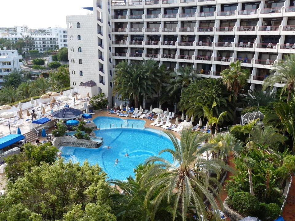 Poolanlage Seaside Hotel Sandy Beach