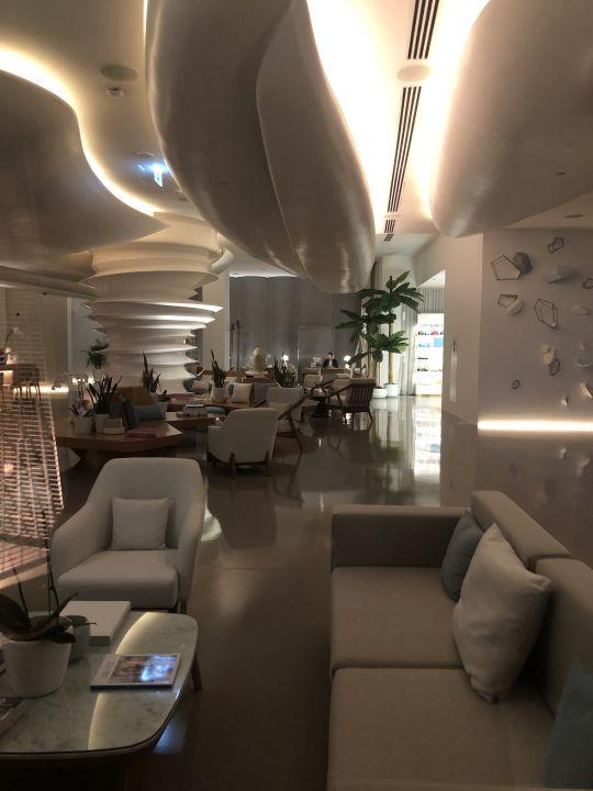 Lobby Nikki Beach Resort & Spa Dubai