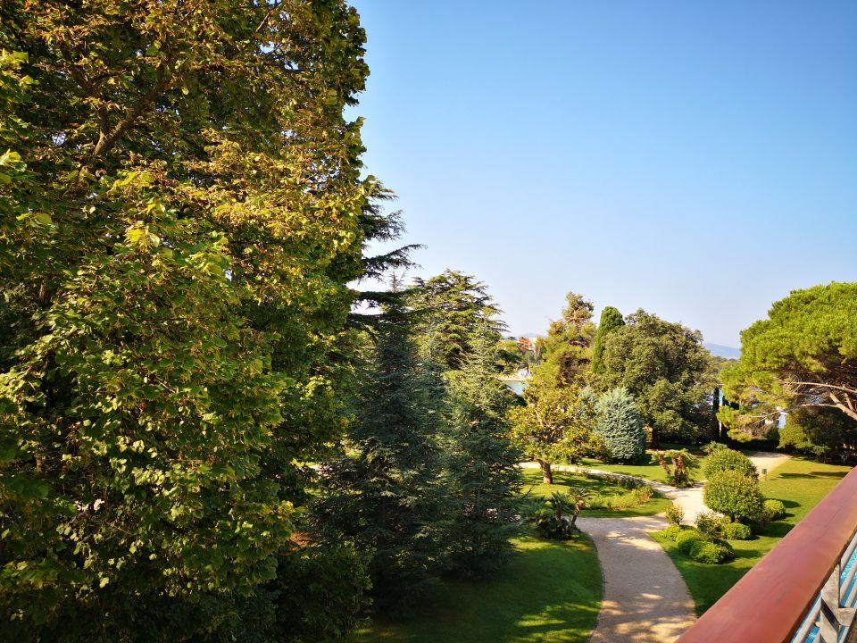 Ausblick Falkensteiner Hotel Adriana