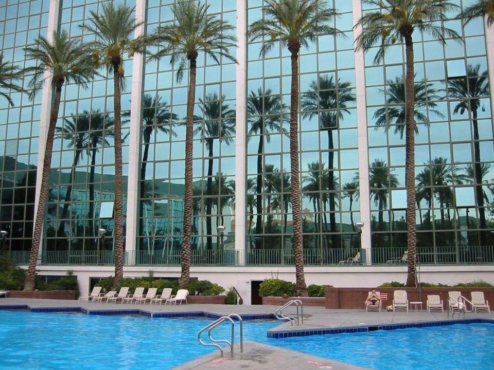 Pool - The New Frontier Hotel The New Frontier  (existiert nicht mehr)