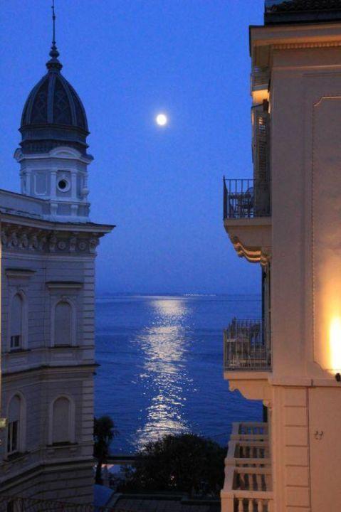 Während dem Nachtessen Hotel Astoria by OHM Group