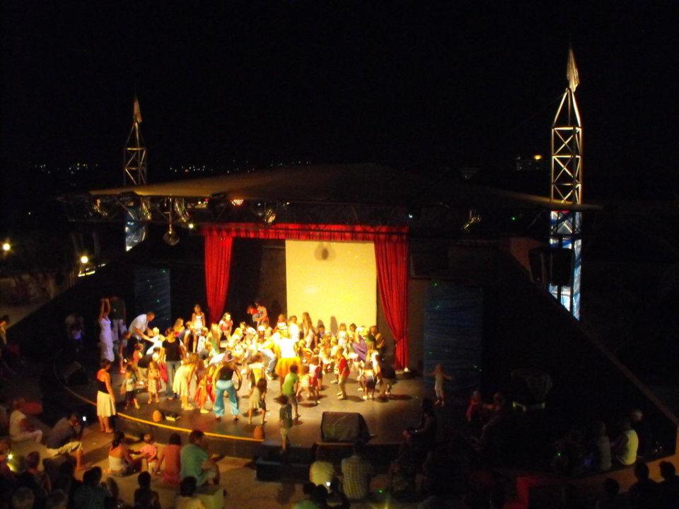 Theather Hotel Ephesia Holiday Beach Club