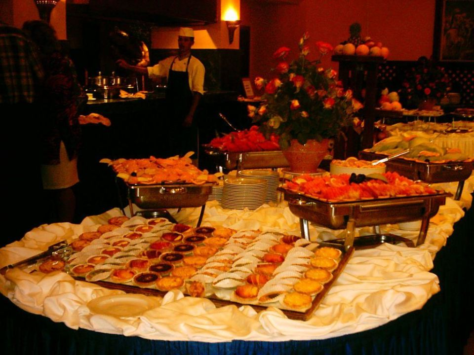 Restaurant International Hotel Palais des Roses