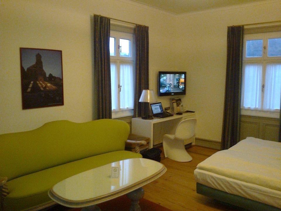 Alles da Gästehaus des Ringhotels Hohenlohe