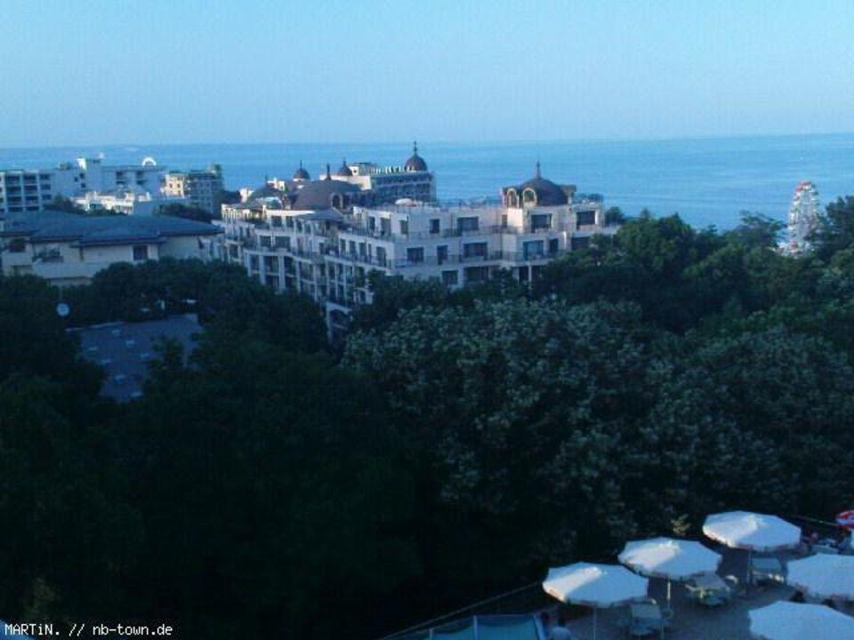 Ausblick Meer / Hotels / Wald COOEE Mimosa Sunshine Hotel